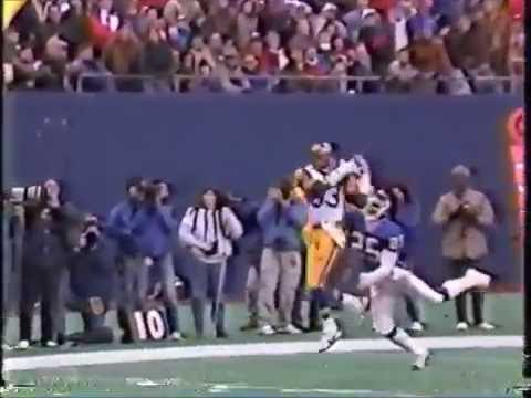 Everett to Anderson Overtime Winner (Rams vs Giants 1989 NFC Divisional Playoff Game)