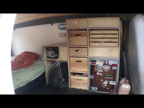 Chevy Express Van Conversion 32