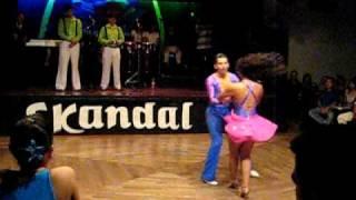 Baixar Memo y Bere @ Mamboss Salsa Open 2009 (2nd Rank)