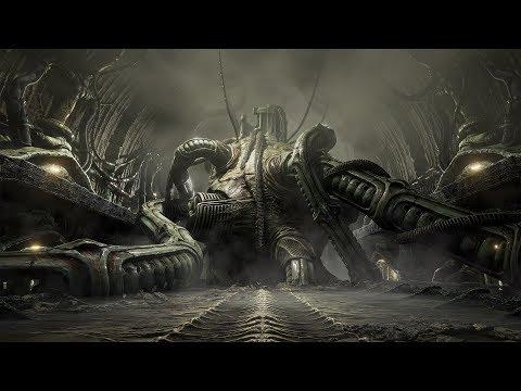 Scorn Horror Adventure Game Gameplay Demo (4K)