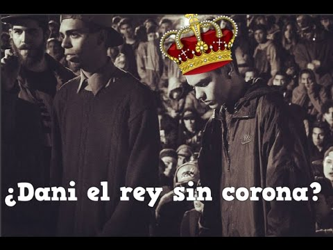 ¿DANI EL REY SIN CORONA?