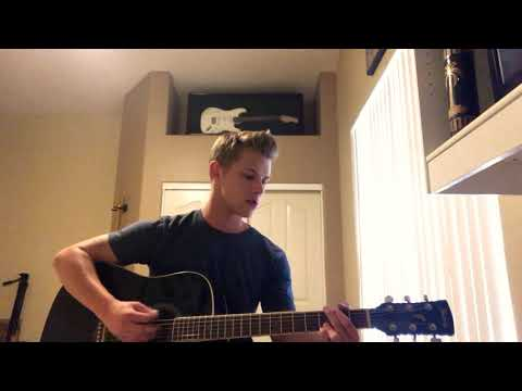 Get Along - Kenny Chesney (Cover By Chance McLaughlin)
