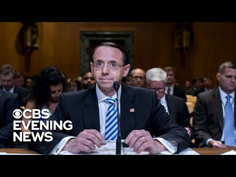 """Rosenstein says Barr will """"do the right thing"""" with Mueller report"""