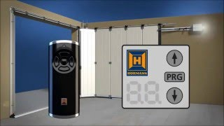 видео Преимущества секционных гаражных ворот Hormann