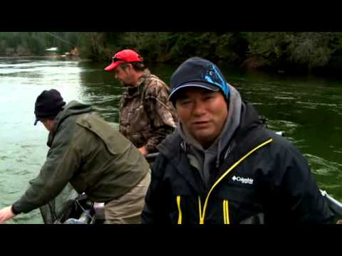Fall Steelhead on Vancouver Island - 2011
