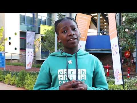 #IMarchFor - Yola Mgogwana, Earthchild Project