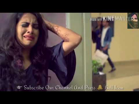 💔💘New sad whatsapp status 2018💔💘 || 'Chahaton ki duniya me' ||