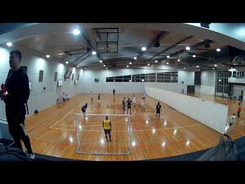 Futsaloon 5 - Kew Monday Division 2 - Gameweek 15 -  FC AH v Chad