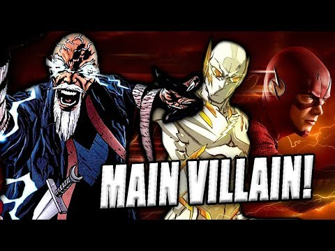 Who is the Main Villain of The Flash Season 5?