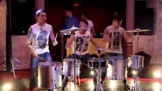 Шоу барабанщиков  Ритмикон демо дэнс хиты