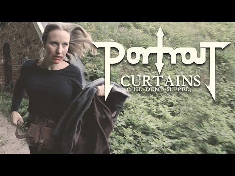 Portrait – Curtains