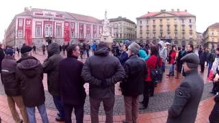 Inaugurare centru istoric reabilitat - Timișoara