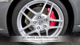 GT RESTAURATION : PORSCHE 911 997 CARRERA S