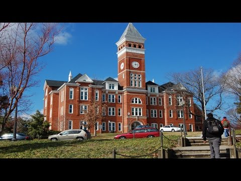 Short review of Clemson University