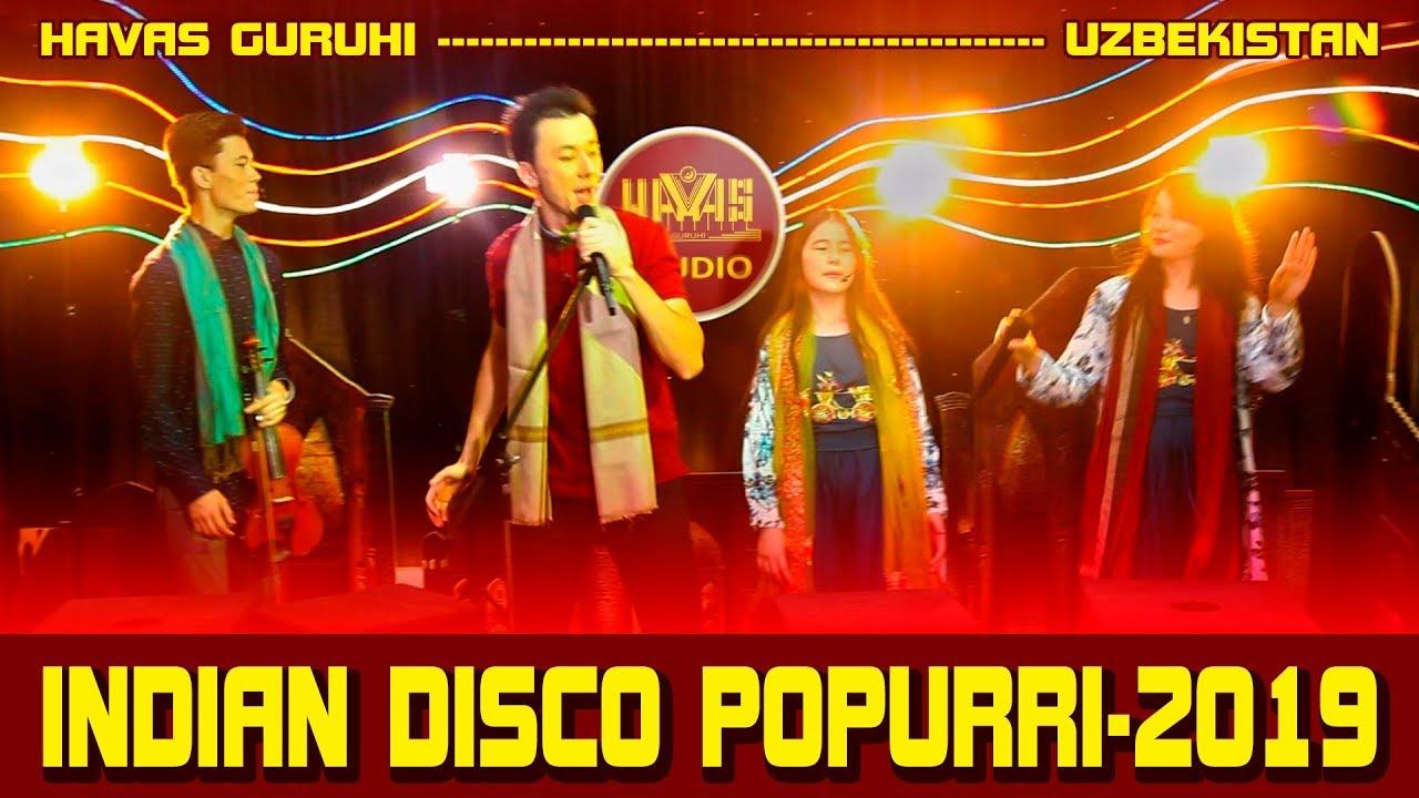 havas guruhi studioindian disco popurri uzbekistan