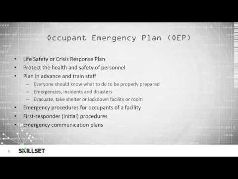 Disaster Recovery Process (CISSP Free by Skillset.com)