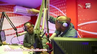 Jalango finally agrees with Kenya's Moral Police, Ezekiel Mutua.