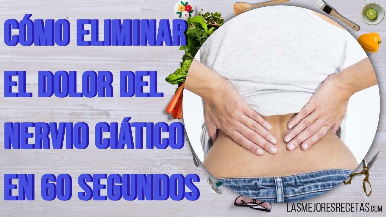 Como eliminar la ciatica naturalmente