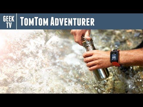 Tests / Présentation rapide de la montre Outdoor de TomTom : La TomTom Adventurer