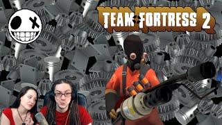 Team Fortress 2 - Crafting на шапки с Габи #5