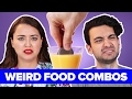 People Try Weird Food Combinations That Actually Work