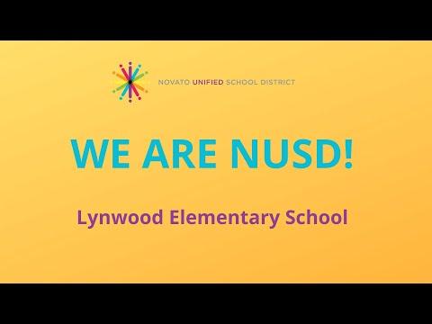 We are NUSD – Lynwood Elementary School