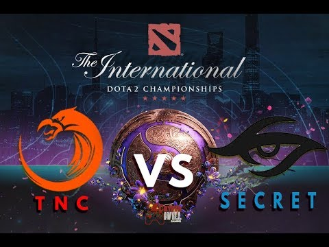 TNC VS SECRET