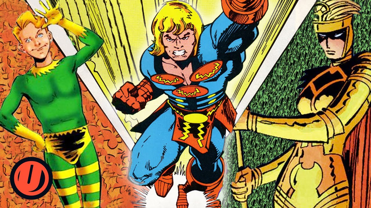 Who Are Marvel's Eternals? - YouTube