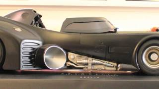 Video Batman 1989 Hot Toys Batmobile Movie Masterpiece 1/6 Scale Collectible Vehicle Review download MP3, 3GP, MP4, WEBM, AVI, FLV Juli 2018