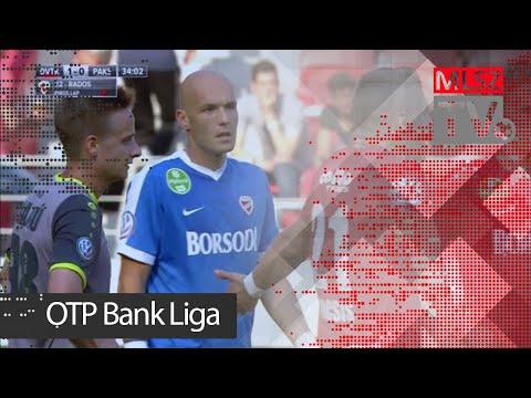 DVTK - Paksi FC | 1-0 (1-0) | OTP Bank Liga | 31. forduló | 2017/2018