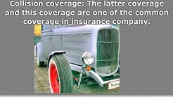The Most Common Types of Auto Insurance Coverage