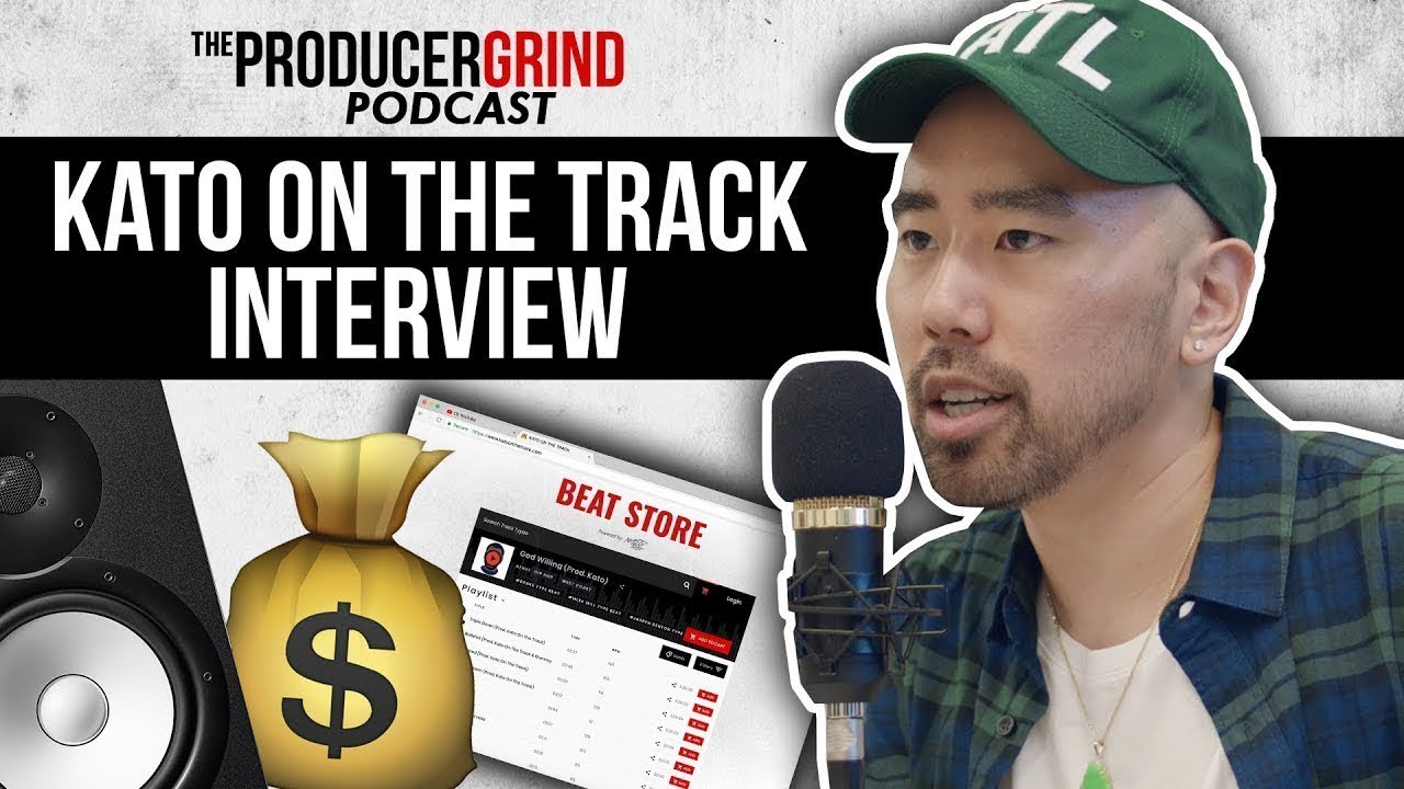 Kato Talks Making $30K Per Month Selling Beats, Producer Marketing, Facebook Ads + More