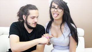 One of SSSniperWolf's most viewed videos: Touch My Body Challenge!