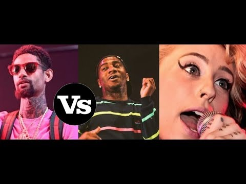 PNB Rock Kicked Off Festival For Lil B Incident and Kreayshawn Taken His Place. A Boogie Performed