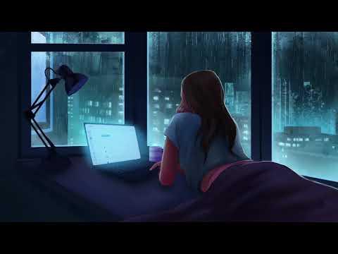 Late Night Melancholy - (EA7) CHILL Lofi Piano Beat   Study Session 📚 (1 hour Loop)