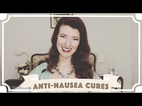 How To Stop Nausea! Sickness Hacks That Work [CC]