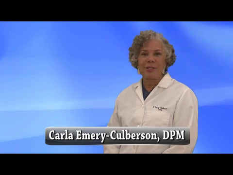 Carla Emery-Culberson, DPM