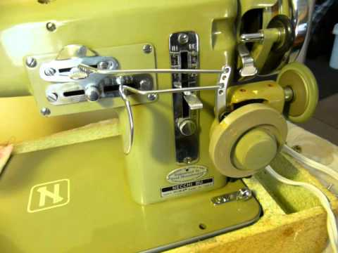 NIFTYTHRIFTYGIRL Part 40 Of 40 NECCHI BU MIRA SEWING MACHINE WITH Magnificent Necchi Bf Mira Sewing Machine