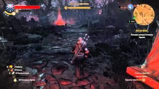 The Witcher 3 Каменные сердца- Разгадать загадку Господина Зеркало /60 FPS/ На смерть!