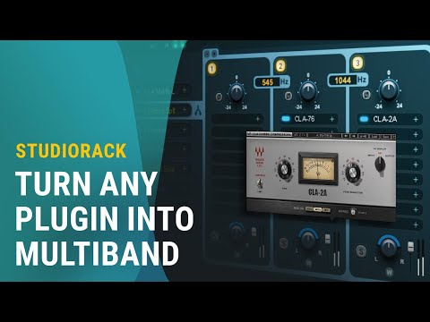 3 Powerful Tricks For Mixing With Studiorack No Plugins Needed Youtube