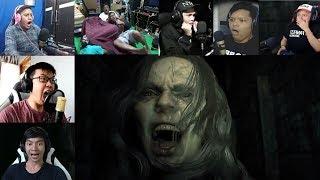 Reaksi Kaget Gamer Indo Ketemu Mia (Resident Evil 7)