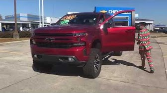 All Star Chevrolet | Santa Approved | Chevy Sileverado