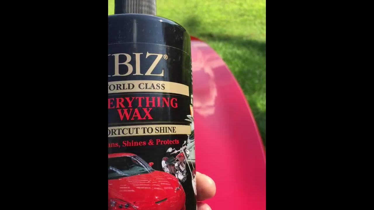 Ibiz Car Wax: IBIZ Car Wax Review