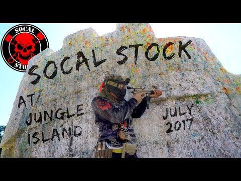 SoCal Stock at Jungle Island for Brent