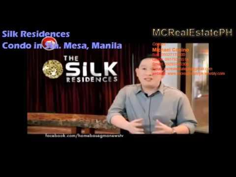SILK RESIDENCES   STA MESA MANILA SM STA MESA, UERM MCRealEstatePH 09327173600
