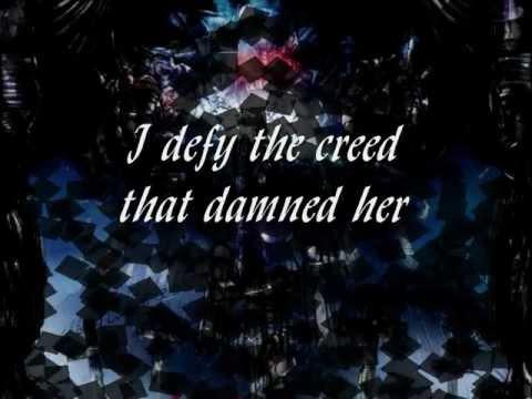 Iced Earth - Dracula (with lyrics)