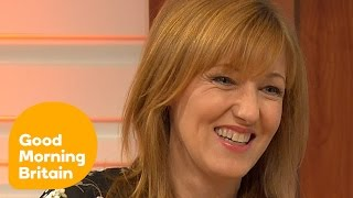 Kacey Ainsworth Talks Grantchester And Little Mo's Return To Eastenders | Good Morning Britain