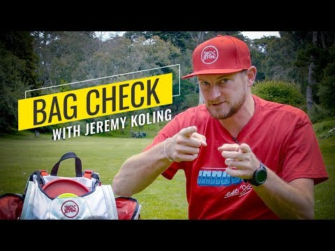 Bag Check: 2018 In-the-Bag with Jeremy Koling