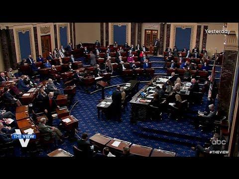 45 Republicans Vote to Dismiss Impeachment | The View