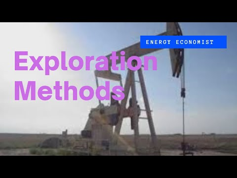 Energy economist | Geologic and Geophysical Surveys in Finding Oil and Gas